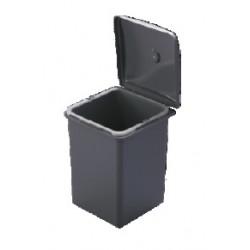Pojemnik na odpady Pepe 40 pojedyńczy, 1x13l