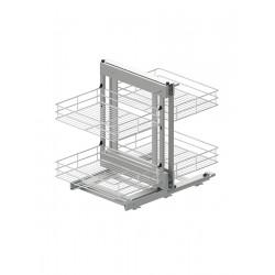 Corner Comfort 1000 lewy metal chrom MAXIMA CLASSIC