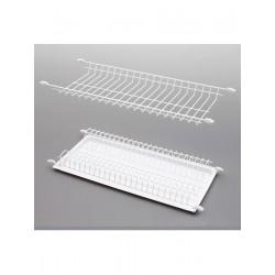 Ociekarka STANDARD 1 40 metal fluid biały Linia Variant